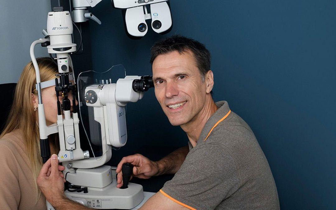 Interview | Optometrist, Herbert van der Wiel